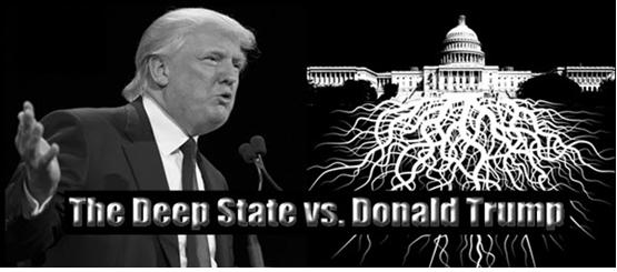 Βαθύ Κράτος Εναντίον Ντόναλντ Τραμπ