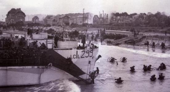 Νορμανδία D-Day