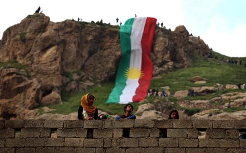 Κουρδοι Συρια