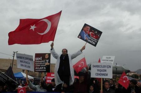 Τούρκοι ψηφοφόροι