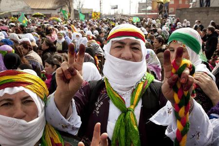 Τουρκία και Κουρδικό