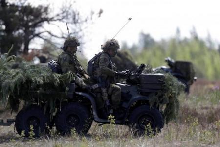 Αμερικανικά στρατεύμάτα Νορβηγία