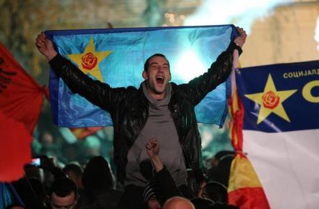Αυταρχισμός στην πΓΔΜ