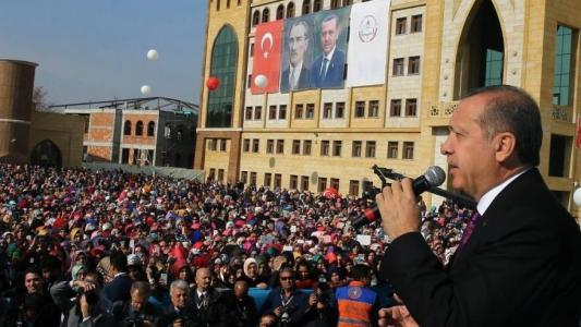 Erdogan laicist