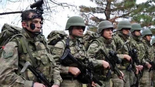 Τουρκικά στρατεύματα