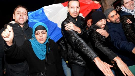 Islamization in France
