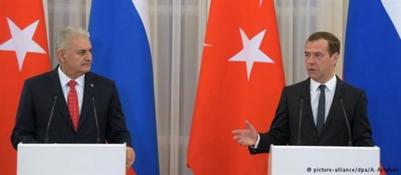 Τουρκία - Ρωσία