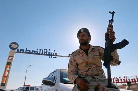 Λιβύη  ISIS