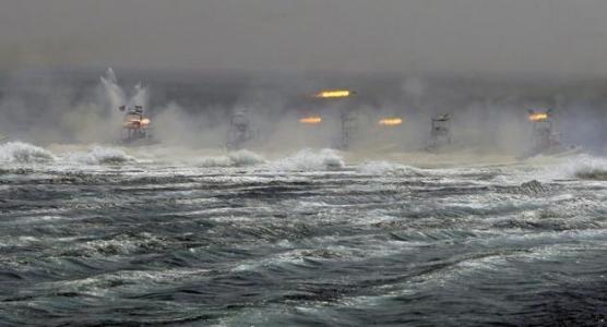 Πολεμικά παίγνια στον Περσικό Κόλπο