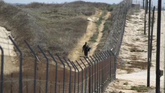 Israel-Jordanian-Syrian border