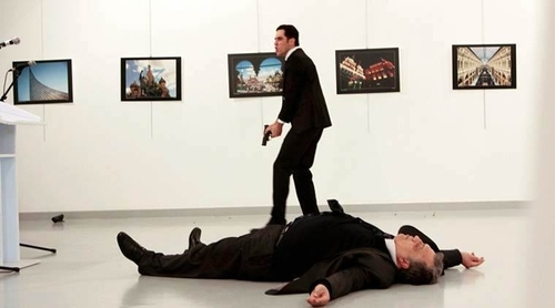 Assassination  Russian ambassador