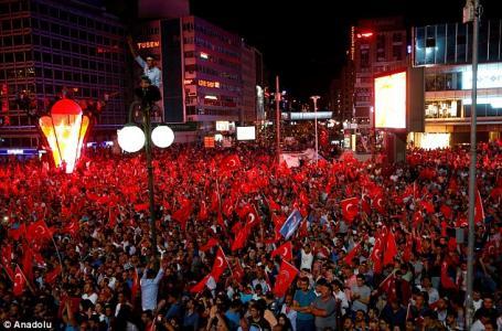Turkey looks depressing