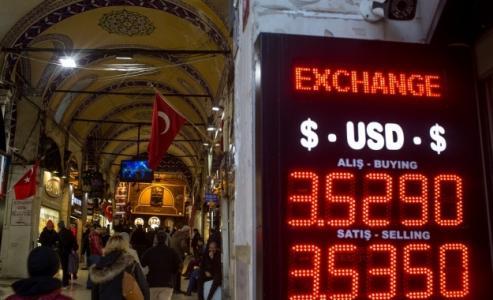 Τουρκική οικονομία υπό απειλή