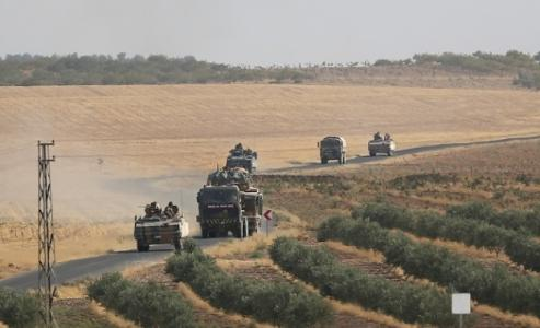 Τουρκία εμπλοκή στη Συρία