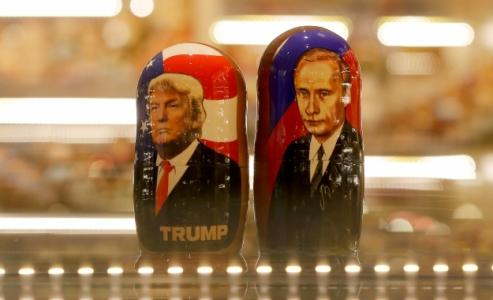 Trump και Putin