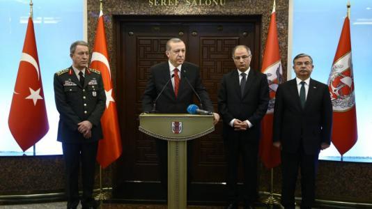 Ερντογαν - Ασφάλεια