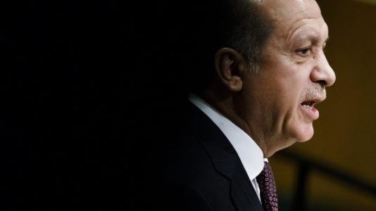 Τούρκος Πρόεδρος Ερντογάν