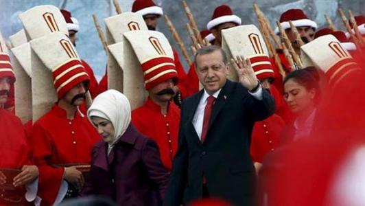 Erdogan iBlunders and Bluster