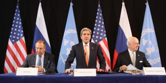 Syria truce US left out