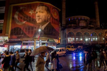 Erdoğan's regime