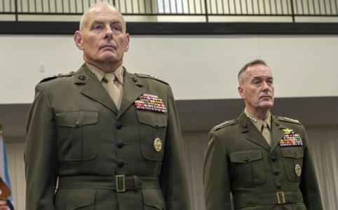 Marine Generals