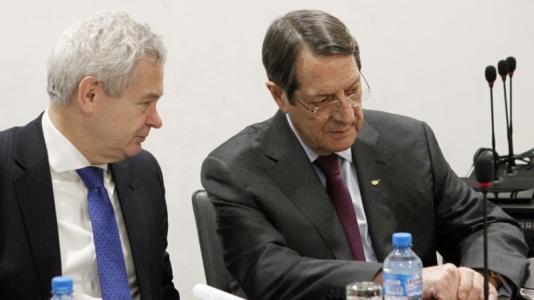 """""""Διευθέτηση"""" του Κυπριακού"""