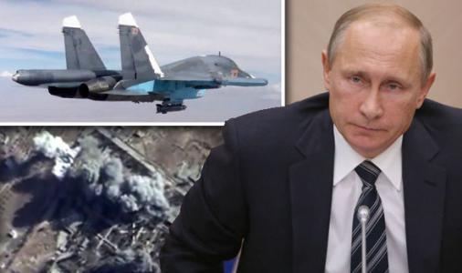 Moscow Iran Syria ISIS