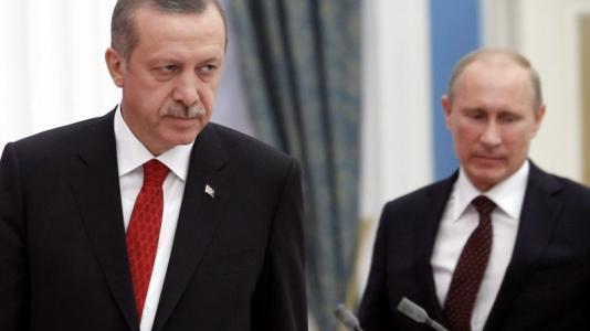Πούτιν Ταγίπ Ερντογάν