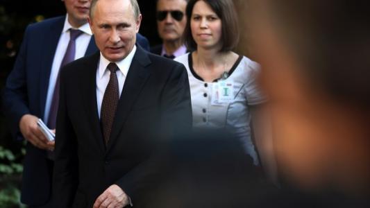 Πούτιν Κρεμλίνο