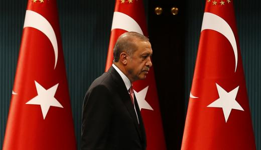 Erdogan alienates all
