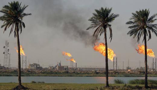 Basra oilfields
