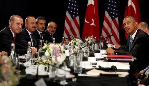 US promises Turkey role in Raqqa
