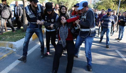 Turkey descent to autocracy