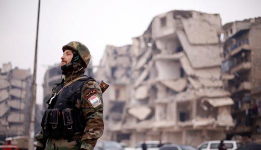 Iran  Aleppo