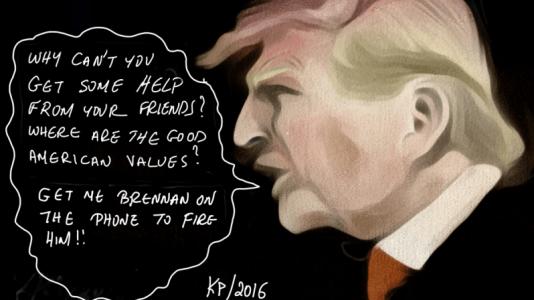 Ντόναλντ Τραμπ Αμερική