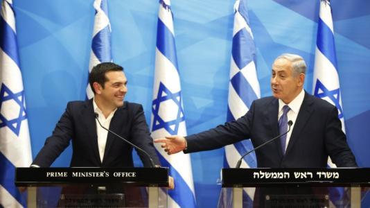 Ελληνο-ισραηλινές σχέσεις