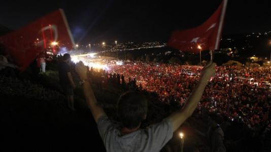Ερντογάν οπαδοί
