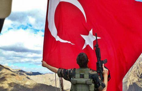 TURKEY FAIT ACCOMPLI IN SYRIA