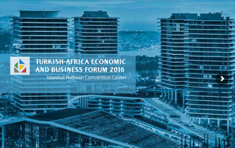 Turkey-Africa Economic and Business Forum