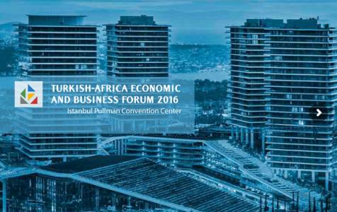Turkey-Africa Economic and Business Forum