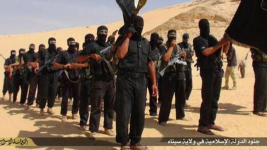 Sinai, ISIS