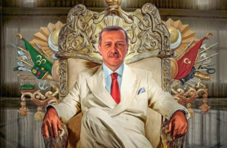 TURKEY'S ERDOGAN