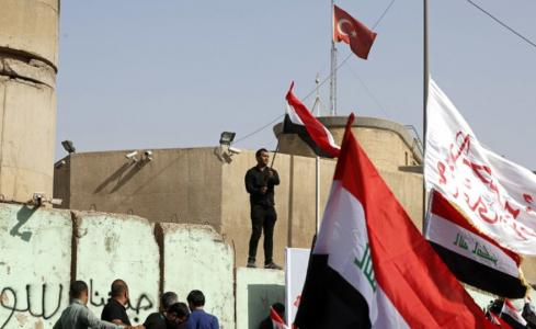 Turkish Posturing in Iraq