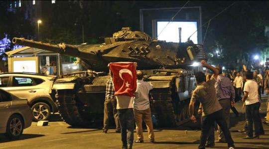 Turkey coup 2016