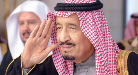 Βασιλιάς Σαλμάν