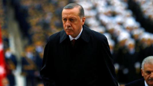 Πρόεδρος Ερντογάν