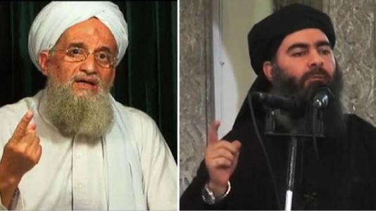 ISIS  Al Qaeda