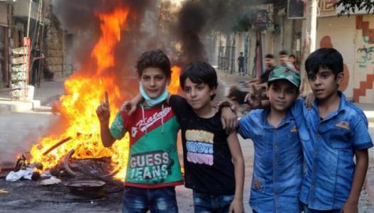 Syria  inferno