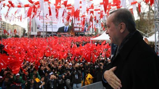 Erdogan's constitutional coup