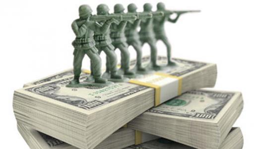 Εκρηξη στρατιωτικών δαπανών